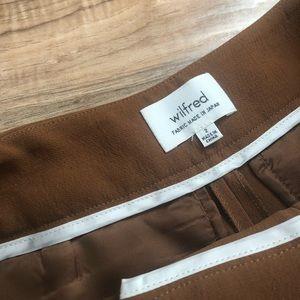 Aritzia Pants - Aritzia Wilfred Pantalon Cauchy Pants